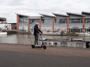 The 15-minute city concept and dedicated infrastructure as a key for micro-mobility future in the UK